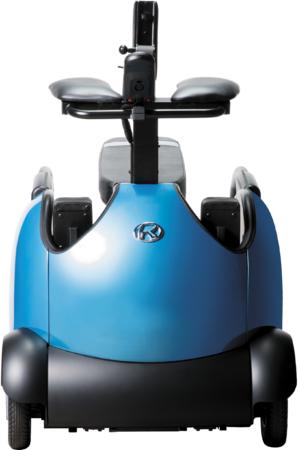 経産省がJIS制定。馬乗りできる電動車椅子に高まる期待