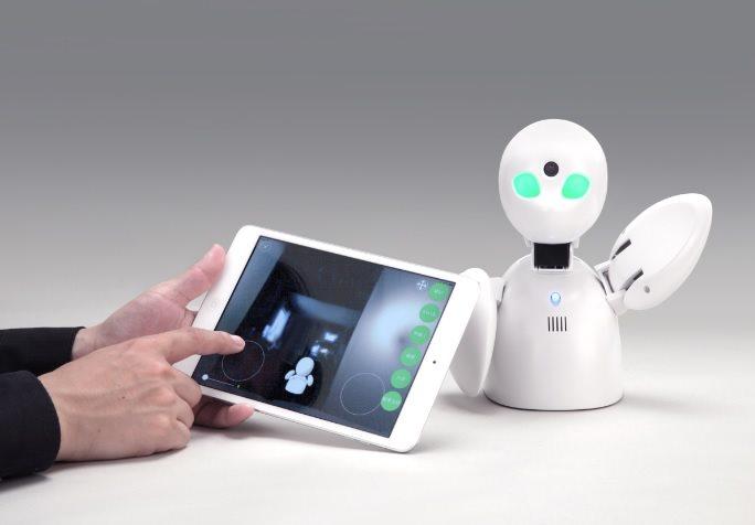 接客はロボットで。非対面受付を可能にするロボットサービス