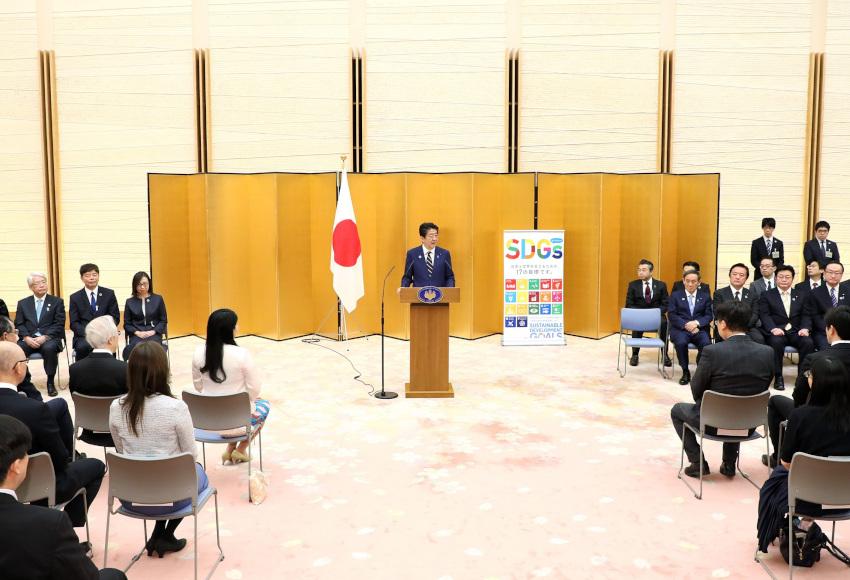 SDGs推進に向け政府が取組む「ジャパンSDGsアワード」