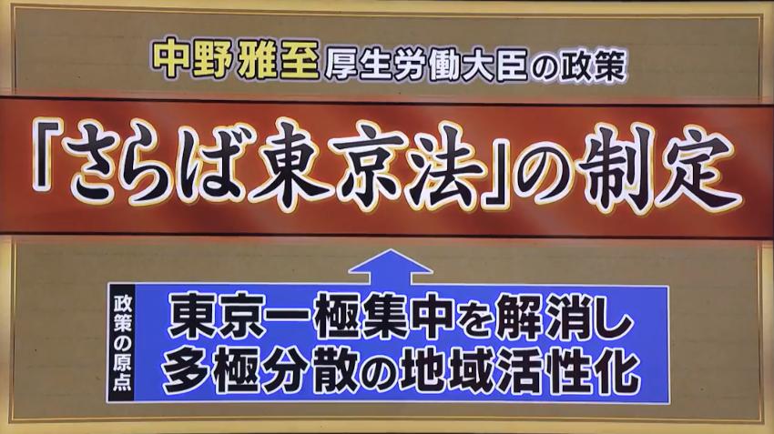 (仮説)さらば東京 ~一極から多極分散の地域活性化で介護はどう変わる!?