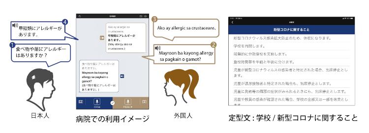 凸版印刷の音声翻訳サービス「VoiceBiz®」が大幅アップデート