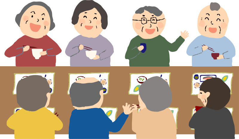 「声」から介護サービス効果を測定