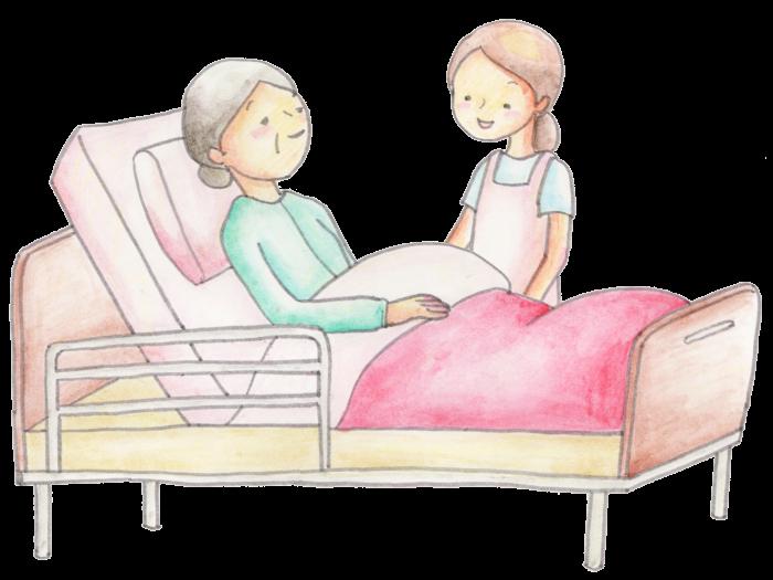 介護現場を効率化するベッドセンサーシステム®強化へ