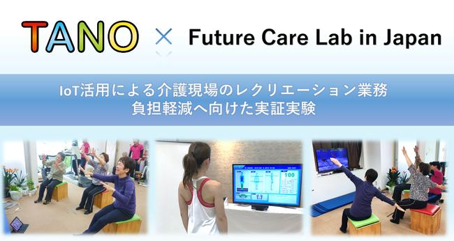介護レクのデータをロボット開発に活かす―「TANO」が新事業